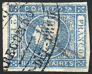 Lot 25 - Argentina buenos aires -  Guillermo Jalil - Philatino Auction # 2032 ARGENTINA:
