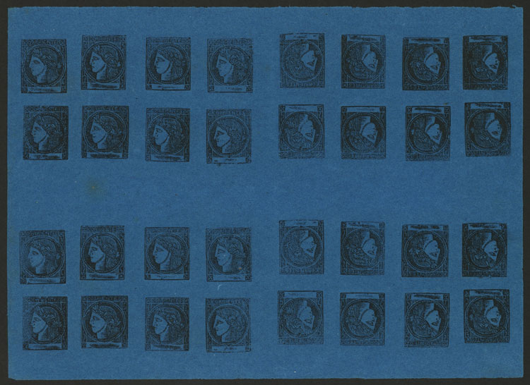Lot 13 - Argentina corrientes -  Guillermo Jalil - Philatino Auction # 2033 ARGENTINA: Special August sale!