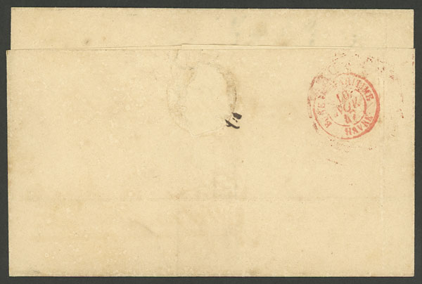 Lot 14 - germany postal history -  Guillermo Jalil - Philatino Auction # 2035 WORLDWIDE + ARGENTINA: Great August sale!