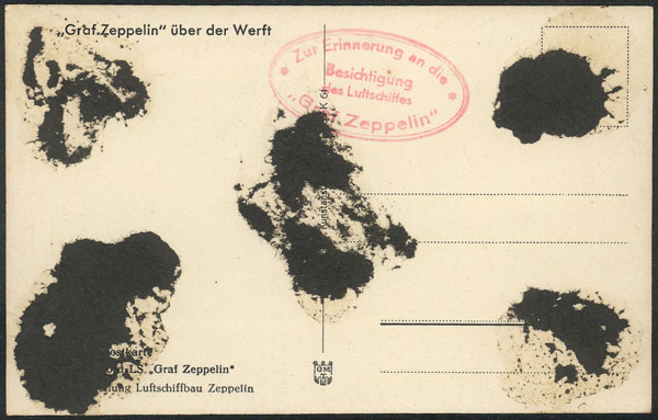 Lot 58 - germany postcards -  Guillermo Jalil - Philatino Auction # 2035 WORLDWIDE + ARGENTINA: Great August sale!