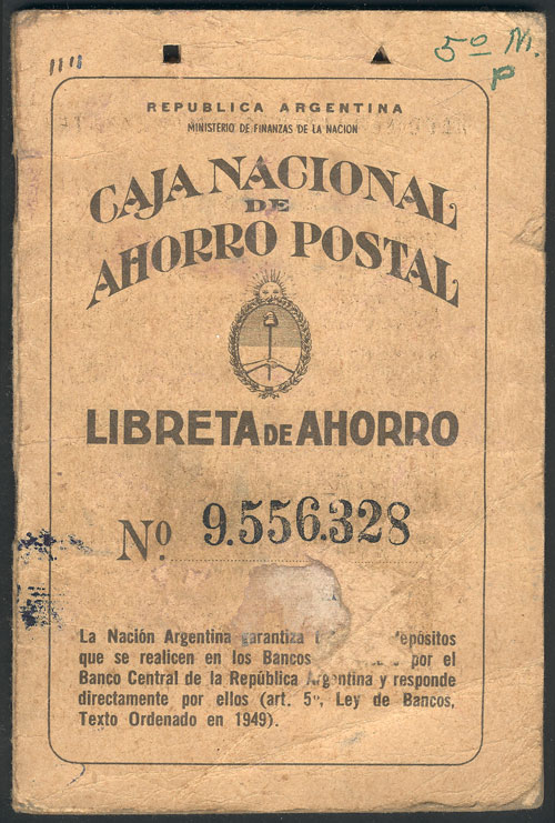 Lot 220 - Argentina revenue stamps -  Guillermo Jalil - Philatino Auction # 2035 WORLDWIDE + ARGENTINA: Great August sale!