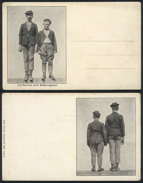 Lot 1168 - Sweden postcards -  Guillermo Jalil - Philatino Auction # 2035 WORLDWIDE + ARGENTINA: Great August sale!