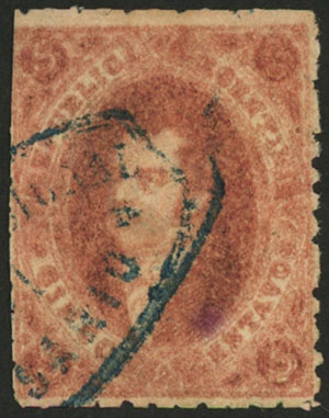 Lot 60 - Argentina rivadavias -  Guillermo Jalil - Philatino Auction # 2037 ARGENTINA: Special September auction
