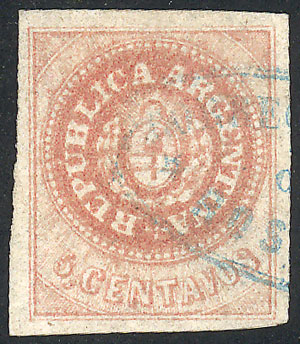 Lot 39 - Argentina escuditos -  Guillermo Jalil - Philatino Auction # 2037 ARGENTINA: Special September auction