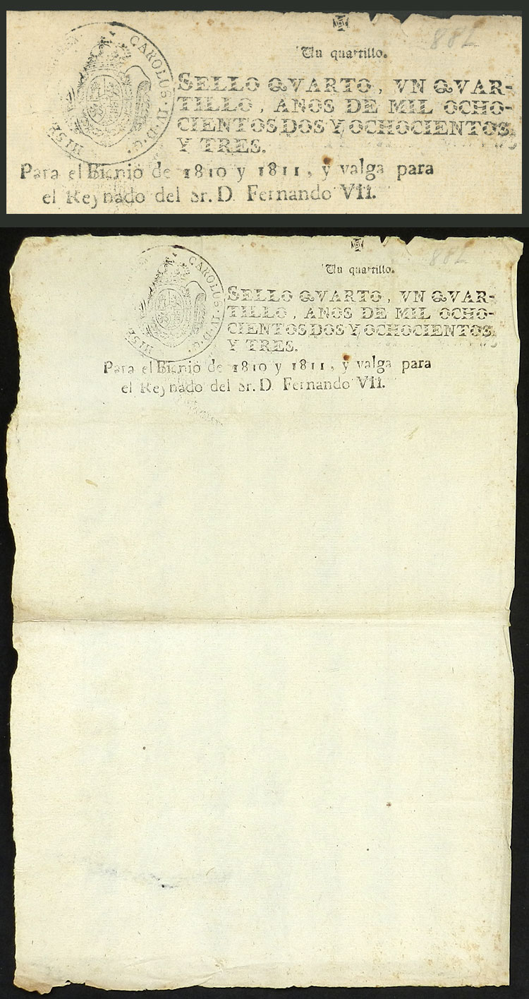 Lot 286 - Argentina revenue stamps -  Guillermo Jalil - Philatino Auction # 2037 ARGENTINA: Special September auction