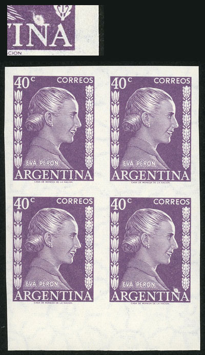 Lot 218 - Argentina general issues -  Guillermo Jalil - Philatino Auction # 2037 ARGENTINA: Special September auction