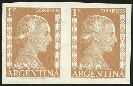 Lot 213 - Argentina general issues -  Guillermo Jalil - Philatino Auction # 2037 ARGENTINA: Special September auction