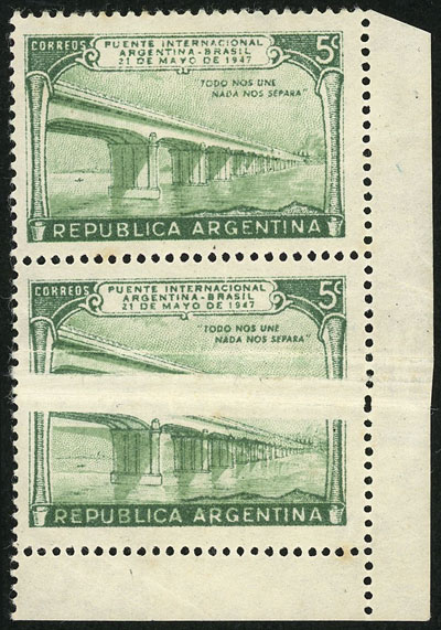 Lot 208 - Argentina general issues -  Guillermo Jalil - Philatino Auction # 2037 ARGENTINA: Special September auction