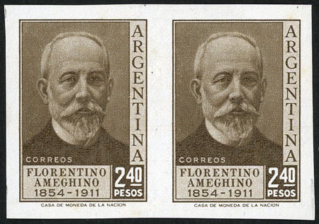 Lot 225 - Argentina general issues -  Guillermo Jalil - Philatino Auction # 2037 ARGENTINA: Special September auction