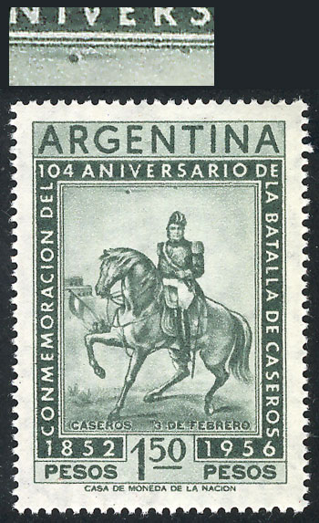 Lot 978 - Argentina general issues -  Guillermo Jalil - Philatino Auction # 2040 ARGENTINA: