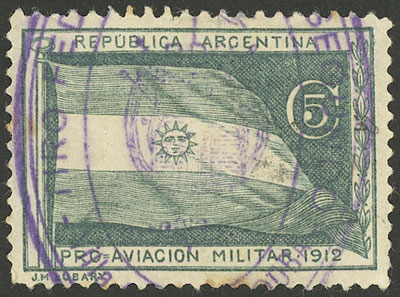 Lot 2149 - Argentina private posts -  Guillermo Jalil - Philatino Auction # 2040 ARGENTINA: