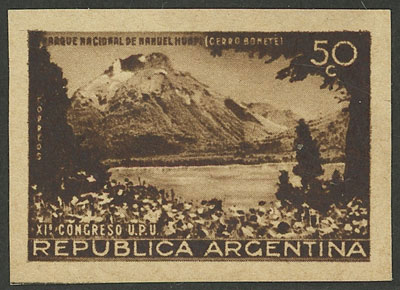 Lot 762 - Argentina general issues -  Guillermo Jalil - Philatino Auction # 2040 ARGENTINA: