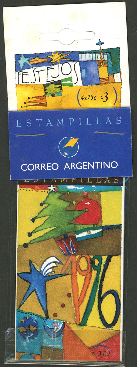 Lot 1399 - Argentina general issues -  Guillermo Jalil - Philatino Auction # 2040 ARGENTINA:
