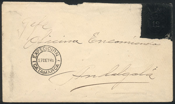 Lot 1937 - Argentina Postal stationery -  Guillermo Jalil - Philatino Auction # 2040 ARGENTINA: