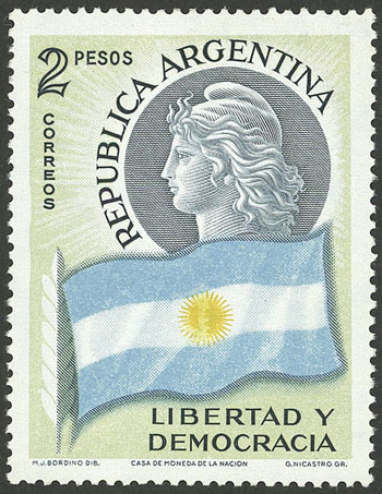 Lot 998 - Argentina general issues -  Guillermo Jalil - Philatino Auction # 2040 ARGENTINA: