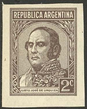 Lot 620 - Argentina general issues -  Guillermo Jalil - Philatino Auction # 2040 ARGENTINA: