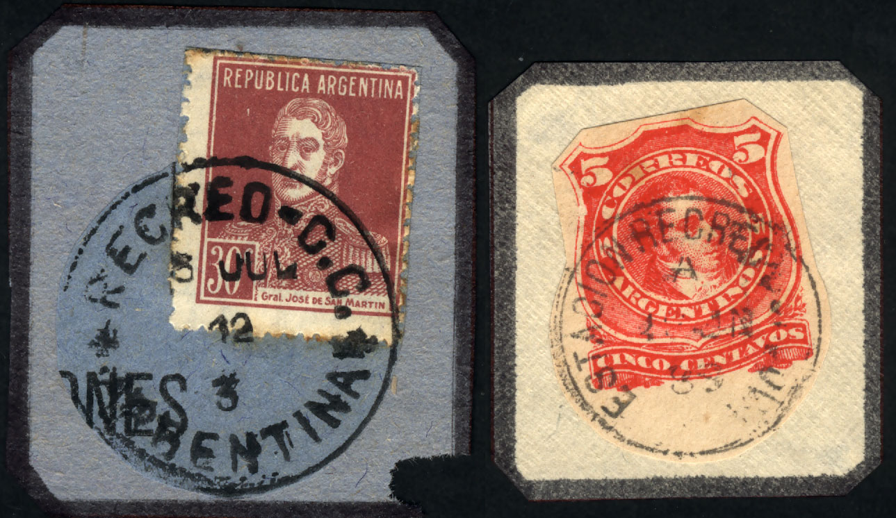 Lot 563 - Argentina general issues -  Guillermo Jalil - Philatino Auction # 2040 ARGENTINA: