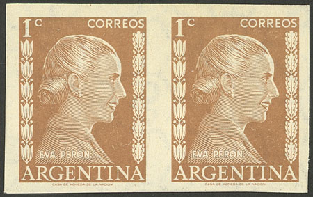 Lot 772 - Argentina general issues -  Guillermo Jalil - Philatino Auction # 2041 ARGENTINA: general auction with very low starts!