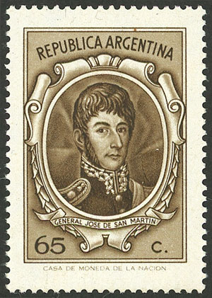 Lot 1006 - Argentina general issues -  Guillermo Jalil - Philatino Auction # 2041 ARGENTINA: general auction with very low starts!