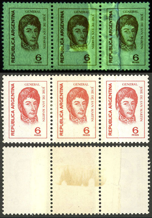 Lot 1010 - Argentina general issues -  Guillermo Jalil - Philatino Auction # 2041 ARGENTINA: general auction with very low starts!