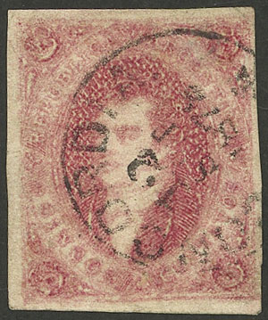 Lot 57 - Argentina rivadavias -  Guillermo Jalil - Philatino Auction # 2041 ARGENTINA: general auction with very low starts!