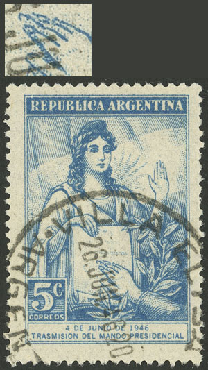 Lot 740 - Argentina general issues -  Guillermo Jalil - Philatino Auction # 2041 ARGENTINA: general auction with very low starts!