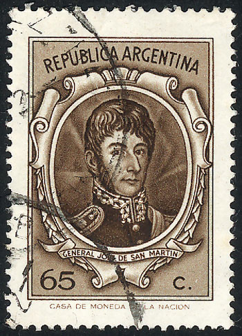 Lot 757 - Argentina general issues -  Guillermo Jalil - Philatino Auction # 2043 ARGENTINA: small but very attractive auction