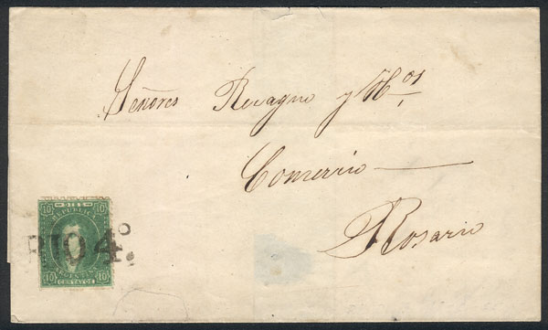 Lot 217 - Argentina rivadavias -  Guillermo Jalil - Philatino Auction # 2044 WORLDWIDE + ARGENTINA: General October auction