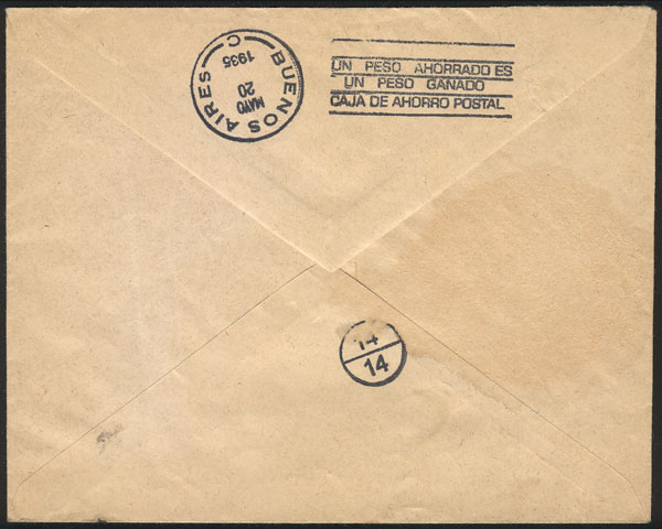 Lot 963 - Switzerland postal history -  Guillermo Jalil - Philatino Auction # 2044 WORLDWIDE + ARGENTINA: General October auction