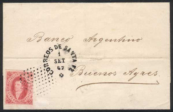 Lot 227 - Argentina rivadavias -  Guillermo Jalil - Philatino Auction # 2044 WORLDWIDE + ARGENTINA: General October auction