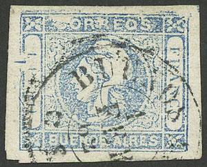 Lot 3 - Argentina cabecitas -  Guillermo Jalil - Philatino Auction # 2045 ARGENTINA: Special November auction