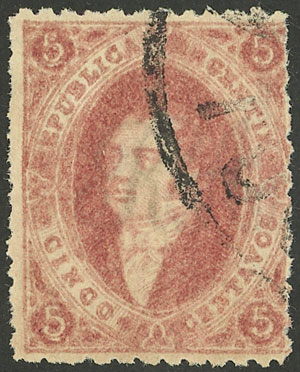 Lot 20 - Argentina rivadavias -  Guillermo Jalil - Philatino Auction # 2049 ARGENTINA:
