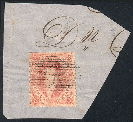 Lot 15 - Argentina rivadavias -  Guillermo Jalil - Philatino Auction # 2102 ARGENTINA: Special January auction