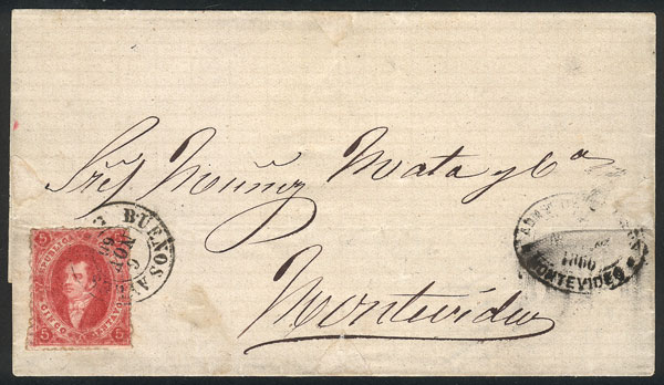 Lot 24 - Argentina rivadavias -  Guillermo Jalil - Philatino Auction # 2102 ARGENTINA: Special January auction