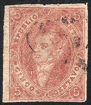 Lot 23 - Argentina rivadavias -  Guillermo Jalil - Philatino Auction # 2102 ARGENTINA: Special January auction