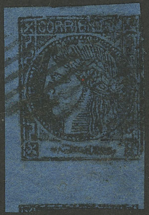 Lot 25 - Argentina corrientes -  Guillermo Jalil - Philatino Auction # 2103 ARGENTINA: