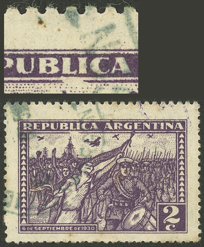 Lot 480 - Argentina general issues -  Guillermo Jalil - Philatino Auction # 2103 ARGENTINA: