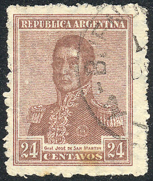Lot 419 - Argentina general issues -  Guillermo Jalil - Philatino Auction # 2103 ARGENTINA:
