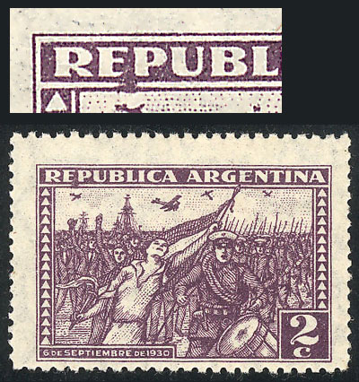 Lot 479 - Argentina general issues -  Guillermo Jalil - Philatino Auction # 2103 ARGENTINA: