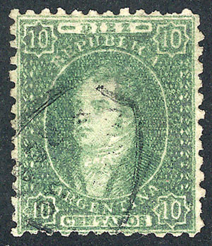Lot 48 - Argentina rivadavias -  Guillermo Jalil - Philatino Auction # 2104 ARGENTINA: General auction with many