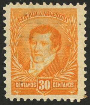 Lot 170 - Argentina general issues -  Guillermo Jalil - Philatino Auction # 2106 ARGENTINA: Auction with interesting lots at budget prices!