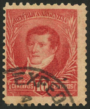 Lot 168 - Argentina general issues -  Guillermo Jalil - Philatino Auction # 2106 ARGENTINA: Auction with interesting lots at budget prices!