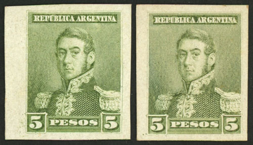 Lot 162 - Argentina general issues -  Guillermo Jalil - Philatino Auction # 2106 ARGENTINA: Auction with interesting lots at budget prices!