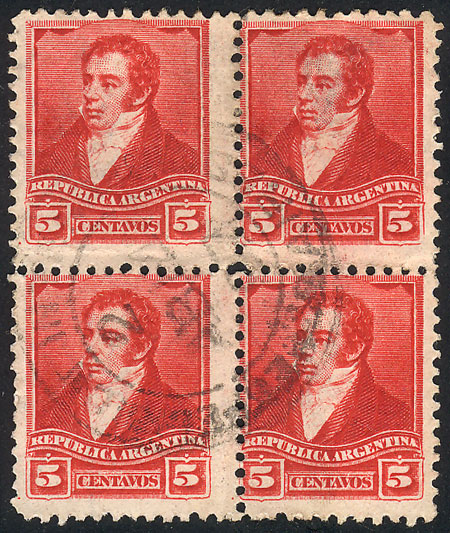 Lot 169 - Argentina general issues -  Guillermo Jalil - Philatino Auction # 2106 ARGENTINA: Auction with interesting lots at budget prices!