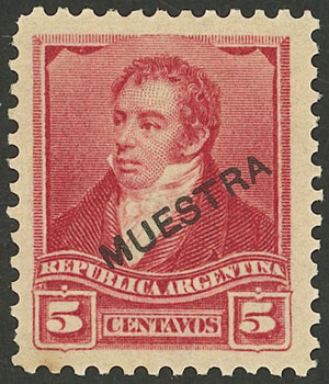 Lot 151 - Argentina general issues -  Guillermo Jalil - Philatino Auction # 2106 ARGENTINA: Auction with interesting lots at budget prices!