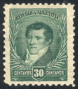 Lot 172 - Argentina general issues -  Guillermo Jalil - Philatino Auction # 2106 ARGENTINA: Auction with interesting lots at budget prices!
