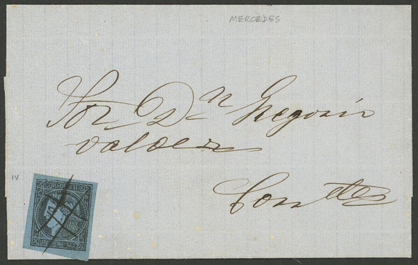 Lot 8 - Argentina corrientes -  Guillermo Jalil - Philatino Auction # 2108 ARGENTINA: Second special March auction