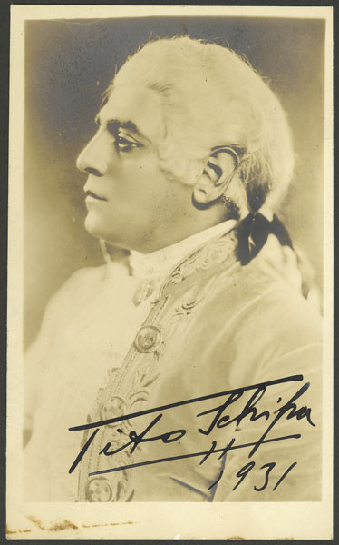 Lot 1033 - Italy autographs -  Guillermo Jalil - Philatino Auction # 2110 WORLDWIDE + ARGENTINA: End of Summer auction