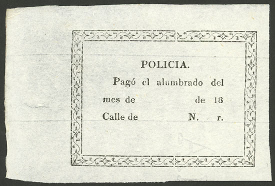 Lot 1189 - Peru other items -  Guillermo Jalil - Philatino Auction # 2110 WORLDWIDE + ARGENTINA: End of Summer auction