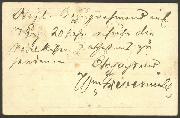 Lot 1240 - Sweden postal history -  Guillermo Jalil - Philatino Auction # 2110 WORLDWIDE + ARGENTINA: End of Summer auction
